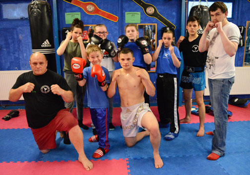 Yardley Kick Boxing  Academy