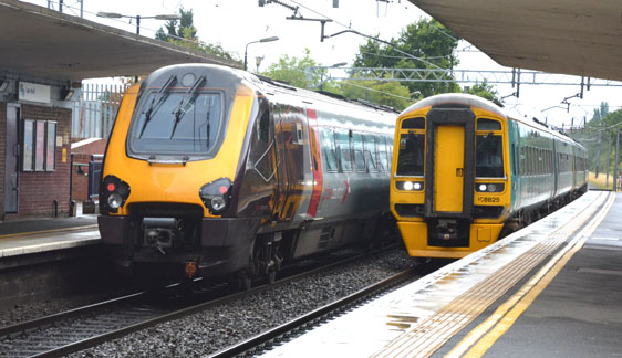 Arriva Trains,