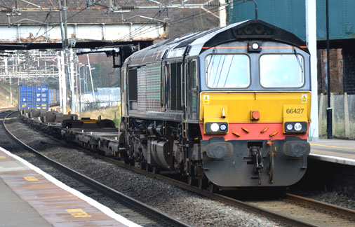 66427 Daventry -Coatbridge