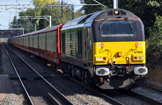 67005