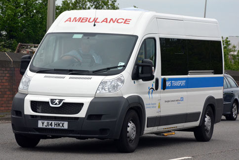 NHS Transport