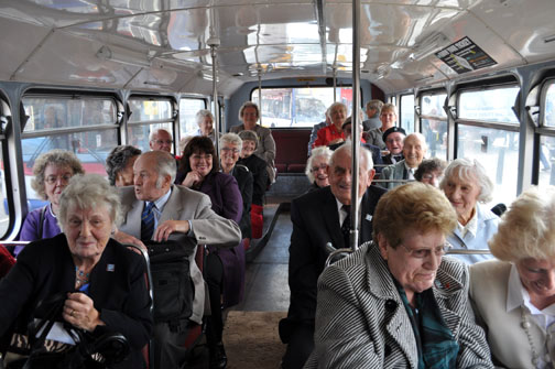 Bus to the Council