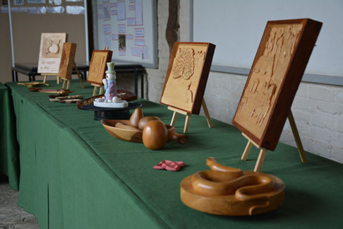 British Woodcarving