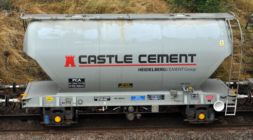 Castle Cement wagon VTG10641