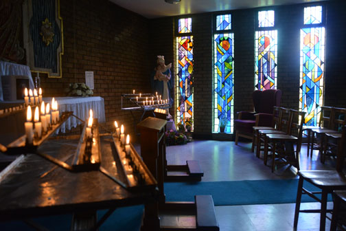 Our Ladies Chapel