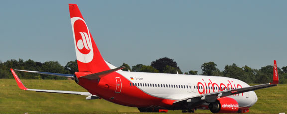 D-ABKA Air Berlin