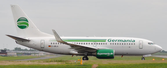 D-ABLA Germania