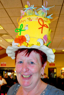 Easter Bonnet 1