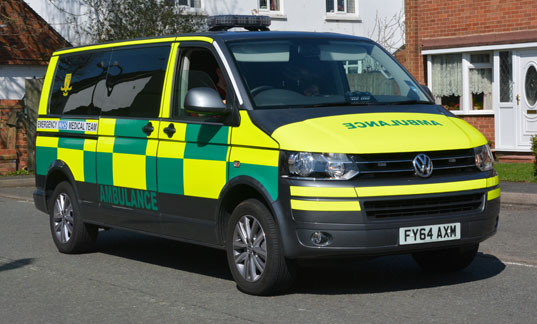 Emergency NHS Medical Team