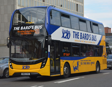 The Bard's Bus