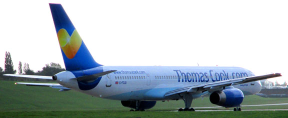 G-FCLD Thomas Cook