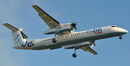 G-JECP Flybe
