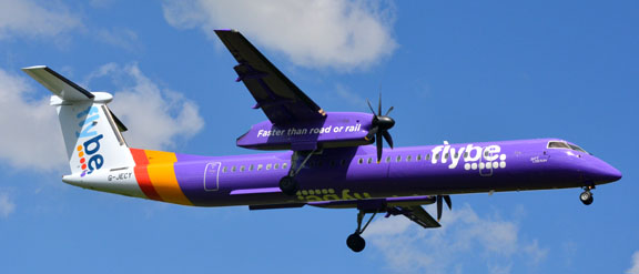 G-JECY Flybe