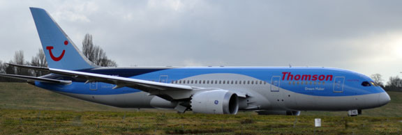 G-TUIC Thompson Dreamliner 787