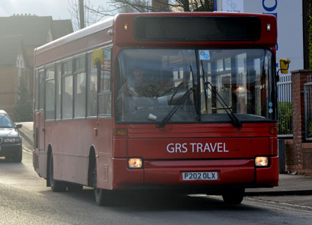 GRS Travel Bus