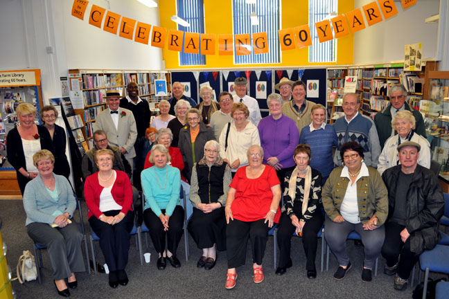 Glebe Farm Library