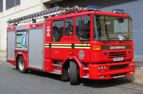 Highgate Fire Engine