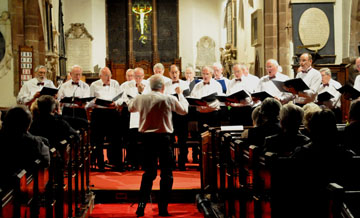 Knowle Male Voice