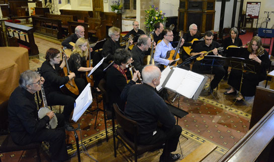 Midlands Fretted Orchestra