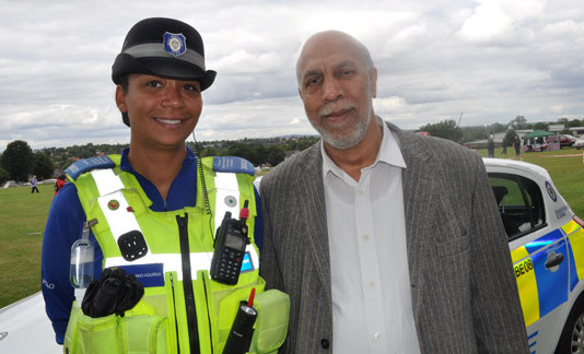 Councillor Zaker