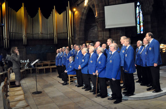 Cradley Heath Male Voice Choir