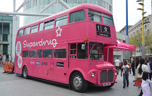 Super Drug Bus