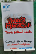 Freestyle Tennis