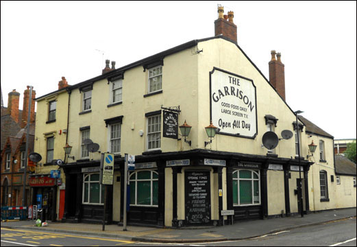 The Garrison Pub