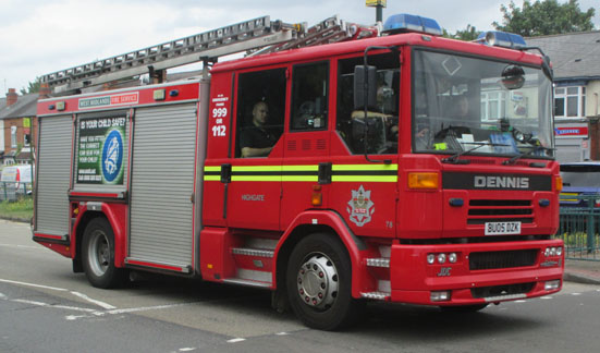 Highgate Fire