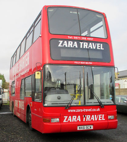 ZARA Travel Bus