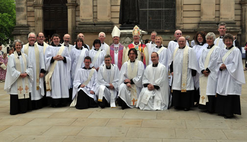 Ordination of